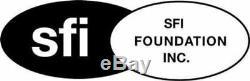 Rjs Sfi 16.1 Cam Lock 5 Pt Racing Seat Belt Harness Roll Bar Mount Bolt In Black