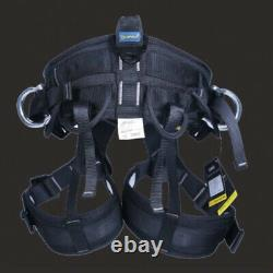 Rock Climbing Harness Tree Surgeon Rappelling Equip Seat Safety Bust Belt