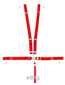 Simpson Sport Harness Seat Belt Latch / Link 5-pt #29043rd Sfi 16.1 Bolt In