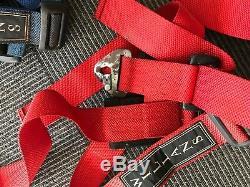 Willans Racing Seat Belt Harness Toyota Celica