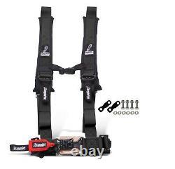 YXZ1000 Yamaha Harness UTV Buggy DragonFire Safety 2 4 Point Seat Belt Black